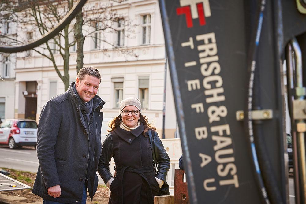 Bildungsinitiative Pankow e.V. - Lehrerpraktikum bei Frisch & Faust