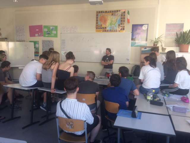 Bildungsinitiative Pankow e.V. - Unterricht mit Unternehmern