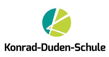 Logo Konrad-Duden-Schule, Berlin Pankow Niederschönhausen